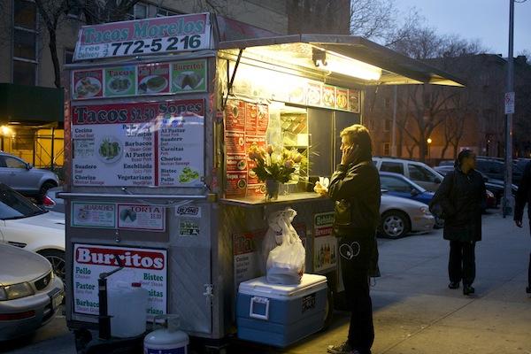Tacos Morelos Food Truck Nyc
