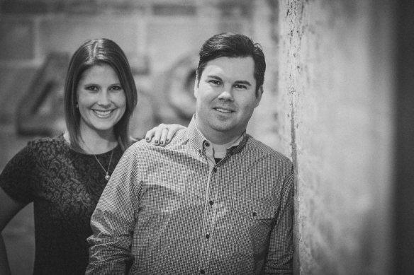 Brian and Tara 2014